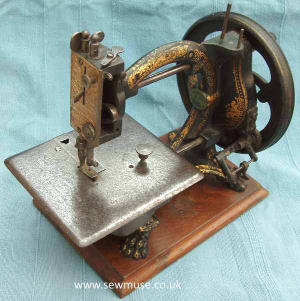 Shakespear sewing machine c1880