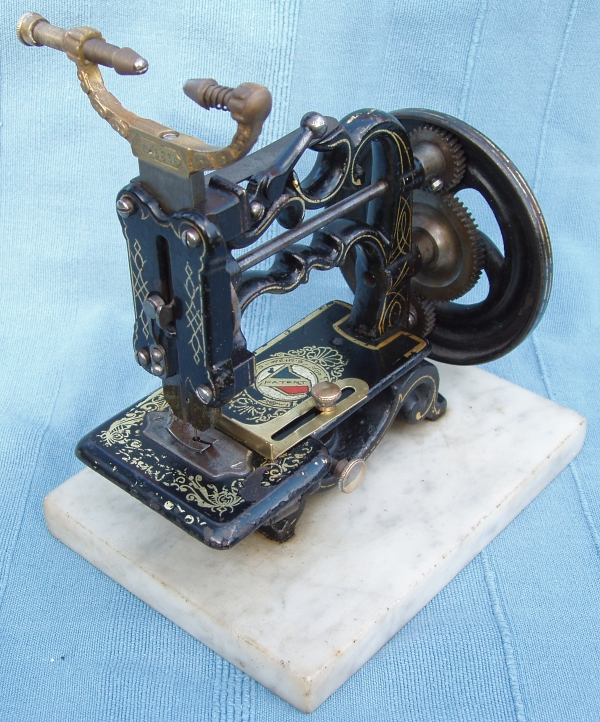 Weirs Improved 55s sewing machine