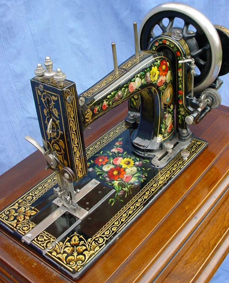 Bradbury High Arm Family Sewing Machine