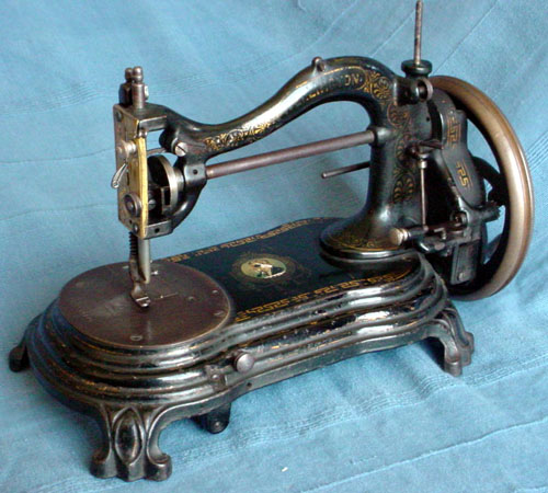 Bradbury Wellington Sewing Machine Photographs Delectable Sewing Machine Wellington