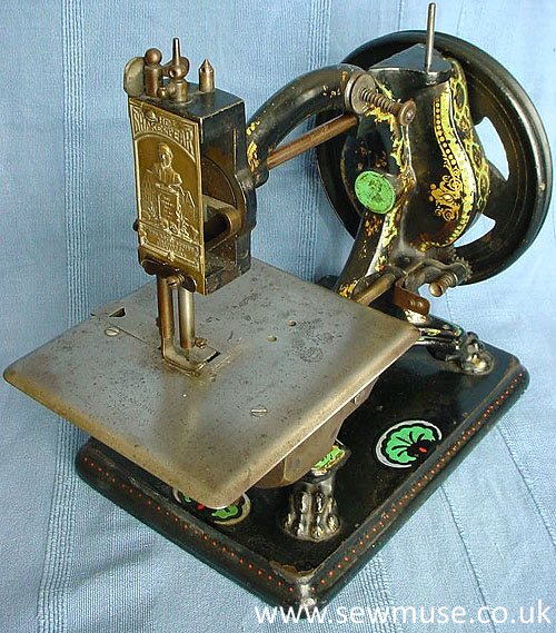Shakespear sewing machine c1873