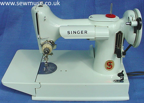 singer featherweight dating)
