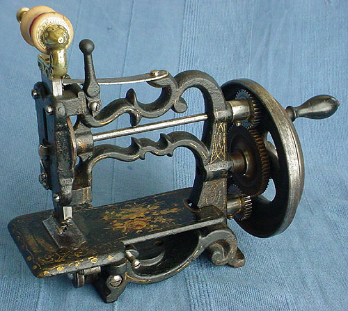 Weirs 55s sewing machine